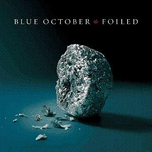 Blue October Foiled