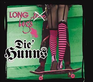 Die Hunns Corey Parks Long Legs