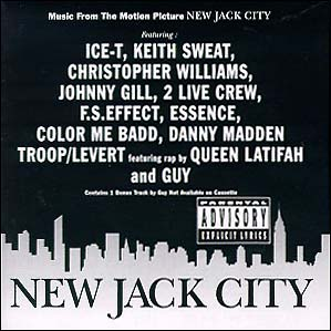 New Jack City Soundtrack