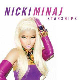Nicki-Minaj---Starships